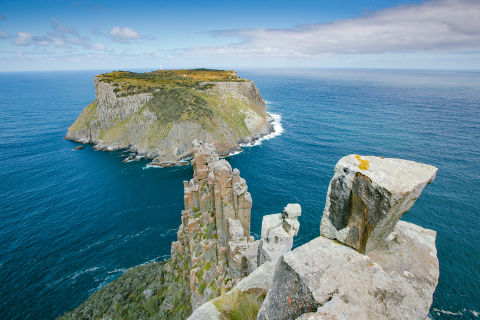 Photographs of Three Capes Track