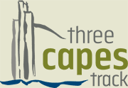 Three Capes Track logo